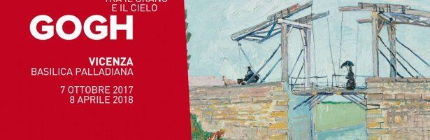 """VICENZA – Mostra di Van Gogh """"Tra il grano ed il cielo"""""""