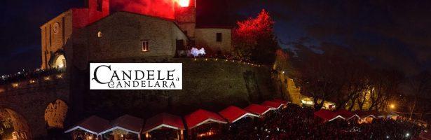 Mercatini di Natale alla Luce delle candele di Candelara