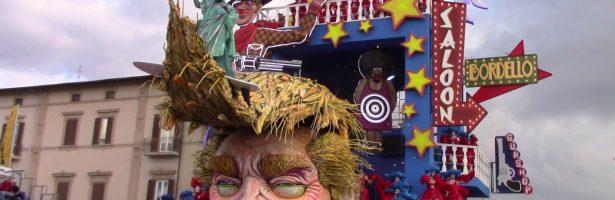 Viareggio ed è subito Carnevale!