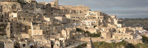 Tour della Calabria con Matera