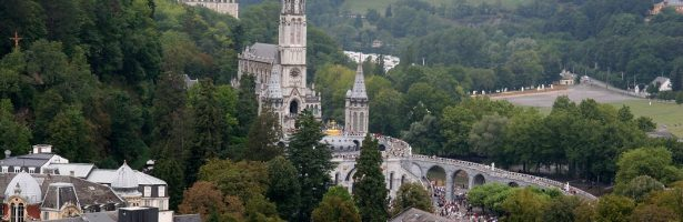 Pasqua a Lourdes