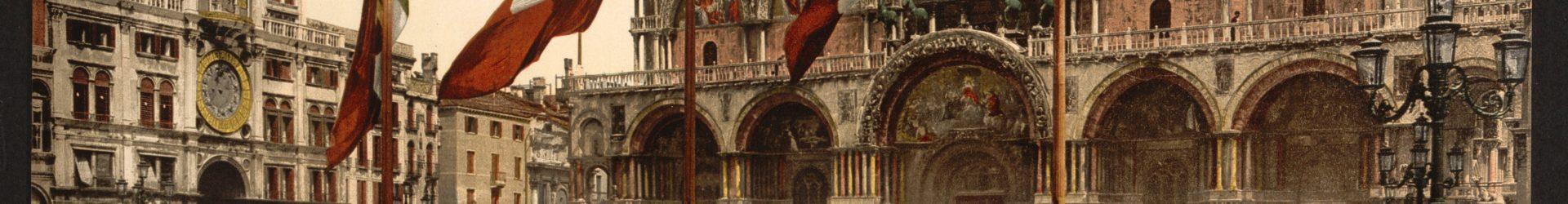 Pasqua a Chioggia e Venezia