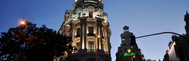 Madrid, Toledo e Valencia