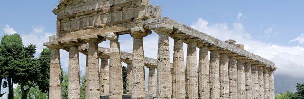 Paestum e costa del Cilento