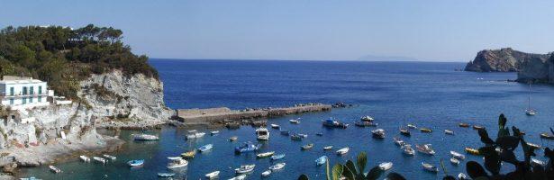 Isola di Ponza e la leggendaria riviera di Ulisse
