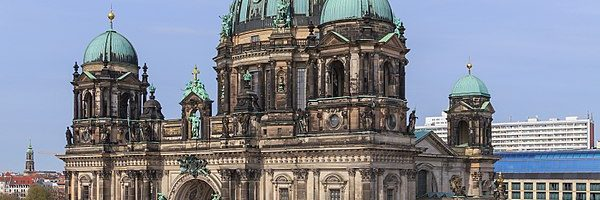 Berlino nel trentennale della Caduta del Muro