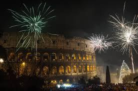 Capodanno a Roma & Castelli Romani
