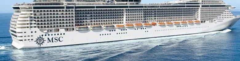 MSC SEA VIEW- Grande giro del Mediterraneo