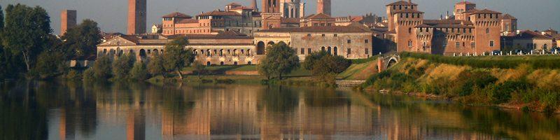 Mantova, Sabbioneta e la navigazione sul Mincio